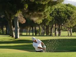 Golfing challenges Algarve