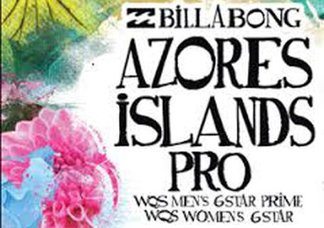 Billabong Azores Islands Pro.