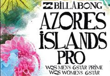 Billabong Azores Islands Pro.