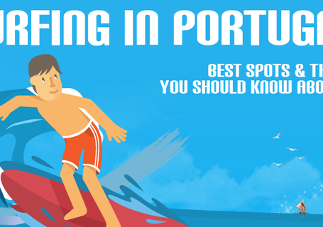 Surfing in Algarve: Best Spots & Things You Should Know