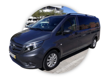 Premium Corporate Taxi from Faro Airport - ezClick Transfers