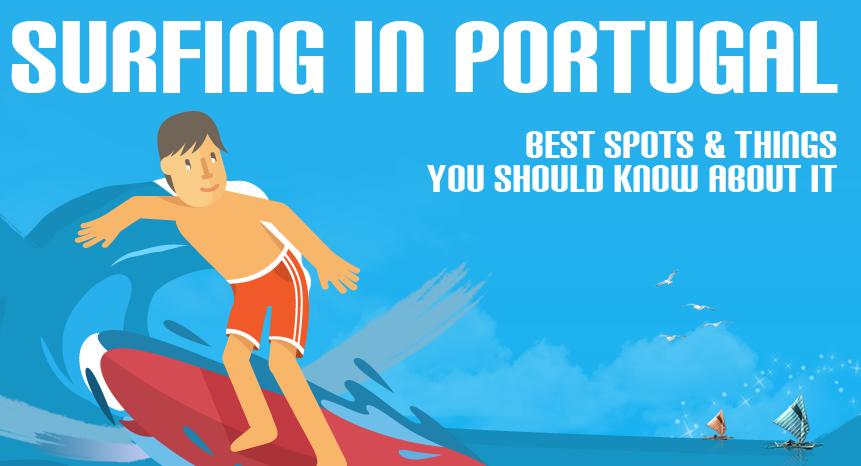 Surfing in Portugal: Best Spots & Things You Should Know About it