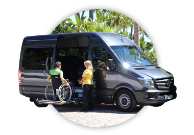 Wheelchair Transfer from Faro Airport - ezClick Transfers
